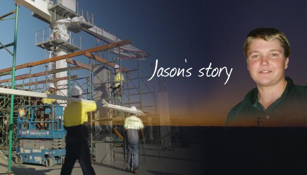 Jasons Story - Article by Cheryl on Zero Exposure