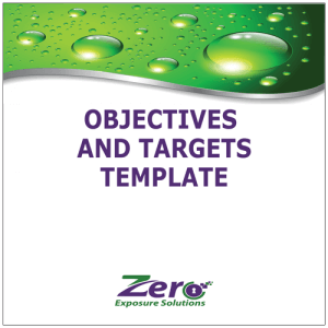 objectives-and-targets-template