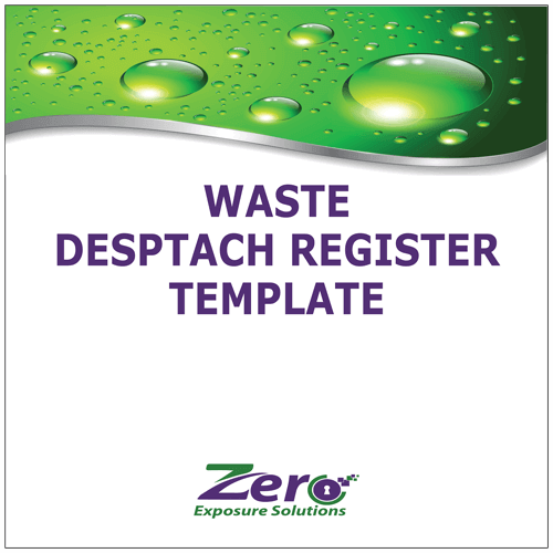 waste-desptach-register-template